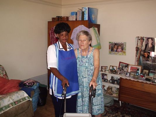 Home Help and Care - Domestic Service